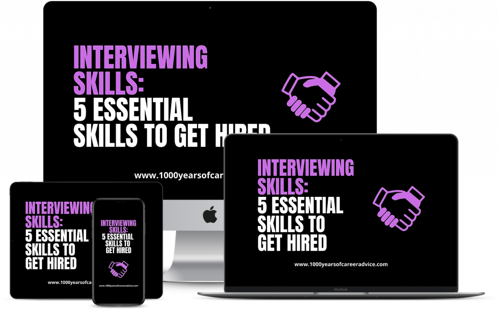 The 5 Essential Interviewing Skills